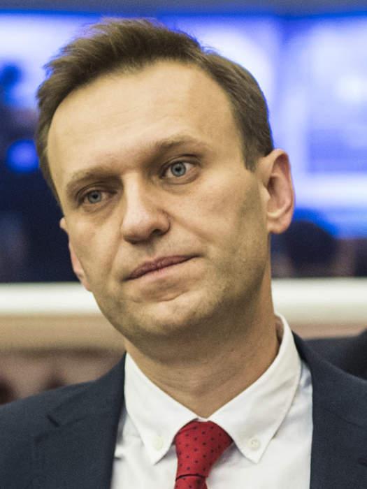 Alexei Navalny: Russian politician and anti-corruption activist