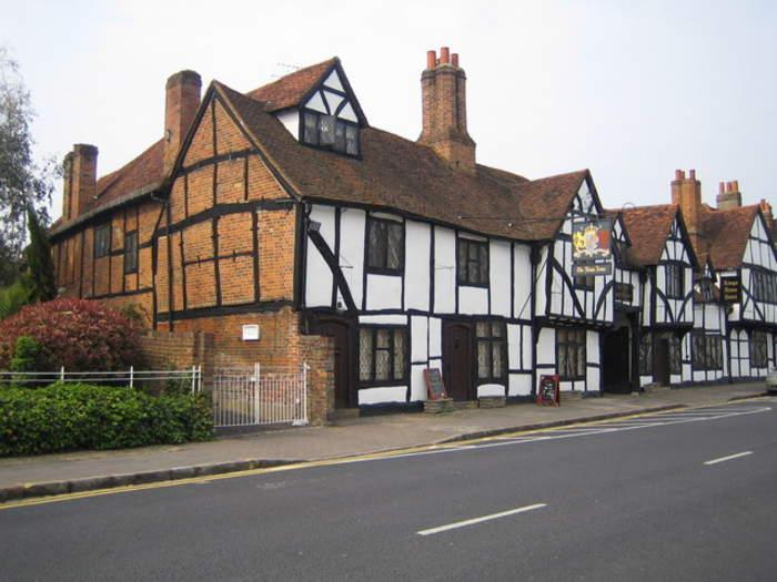 Amersham: Human settlement in England