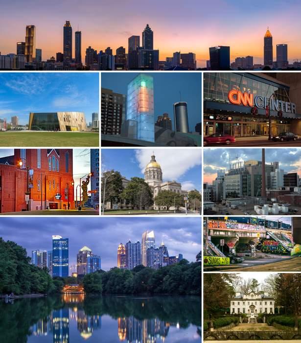 Atlanta: Capital of Georgia, United States