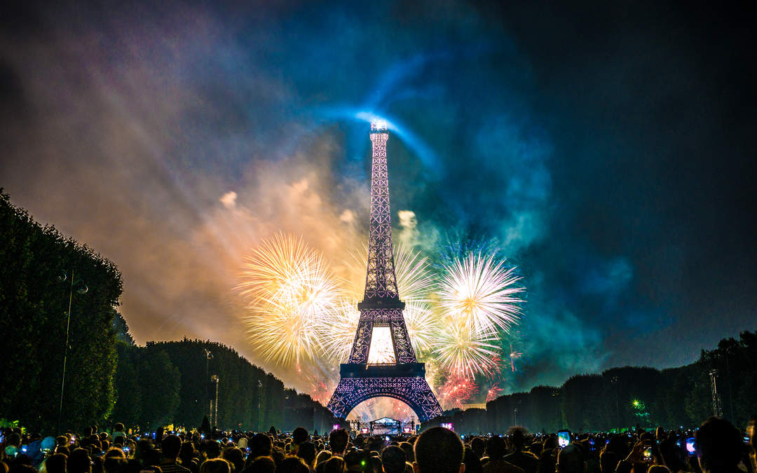 Bastille Day: French national day