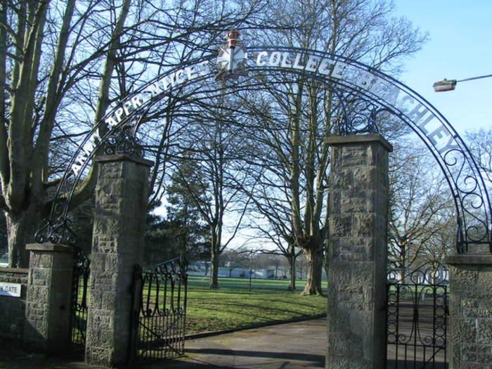 Beachley Barracks: