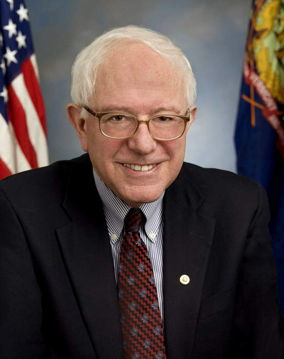 Bernie Sanders: U.S. Senator from Vermont and former presidential candidate