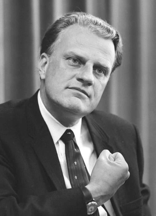Billy Graham: American Christian evangelist
