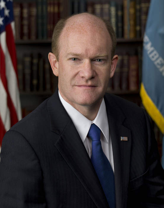 Chris Coons: United States Senator from Delaware