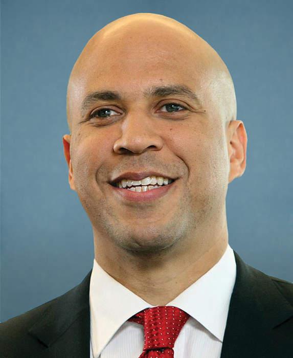 Cory Booker: U.S. Senator from New Jersey