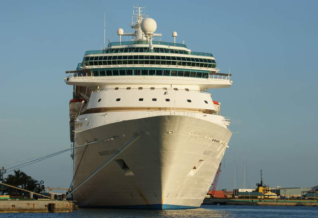 Cruise ship: Passenger ship used for pleasure voyages