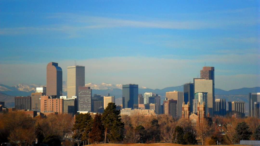 Denver: City and county in Colorado, US