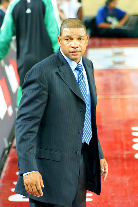 Doc Rivers: American basketball coach and former player