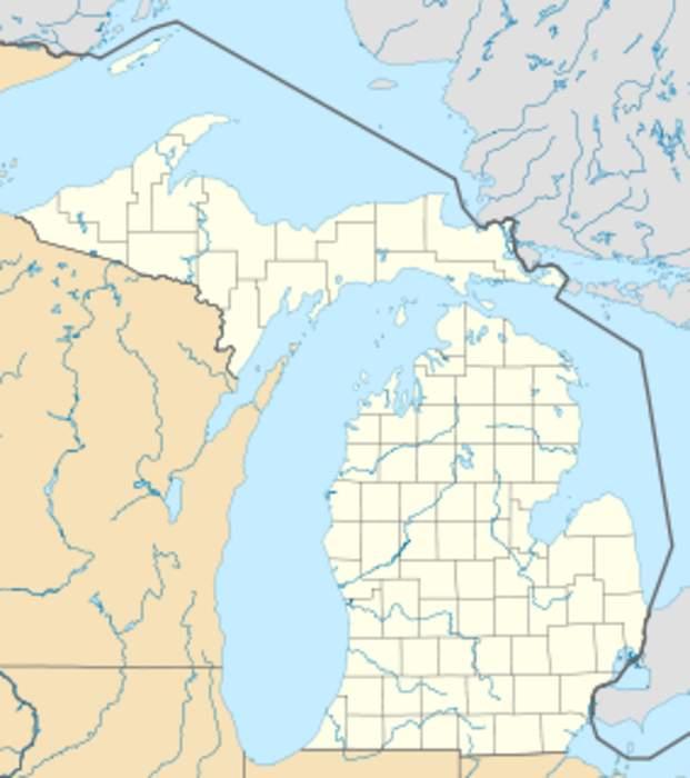 Edenville, Michigan: Unincorporated community in Michigan, United States