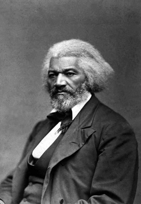 Frederick Douglass: American social reformer, orator, writer, abolitionist, former slave and statesman