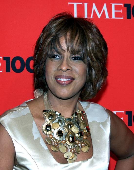 Gayle King: American television personality and journalist