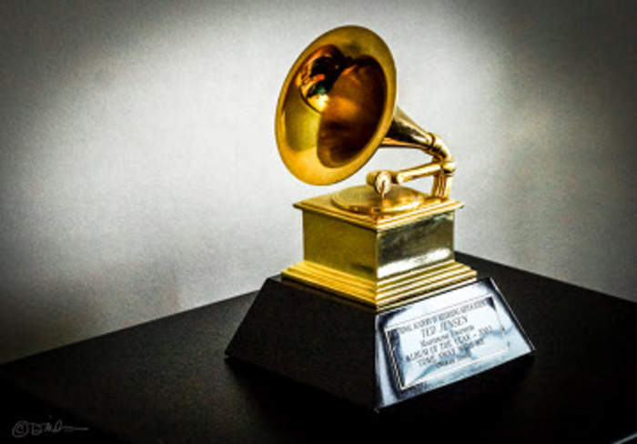 Grammy Award: Annual American music industry achievement awards by the National Academy of Recording Arts and Sciences of the United States