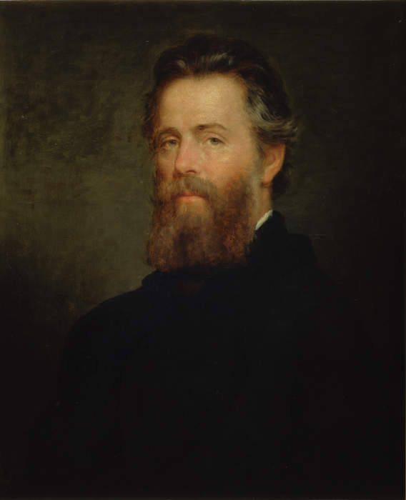 Herman Melville: 19th-century American novelist, short story writer, essayist, and poet