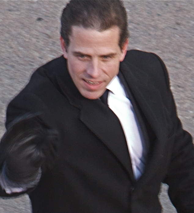 Hunter Biden: Son of former Vice President of the United States Joe Biden