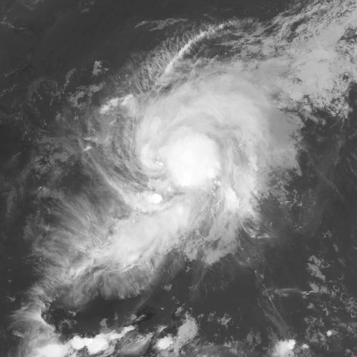 Hurricane Isaias: Category 1 Atlantic hurricane in 2020