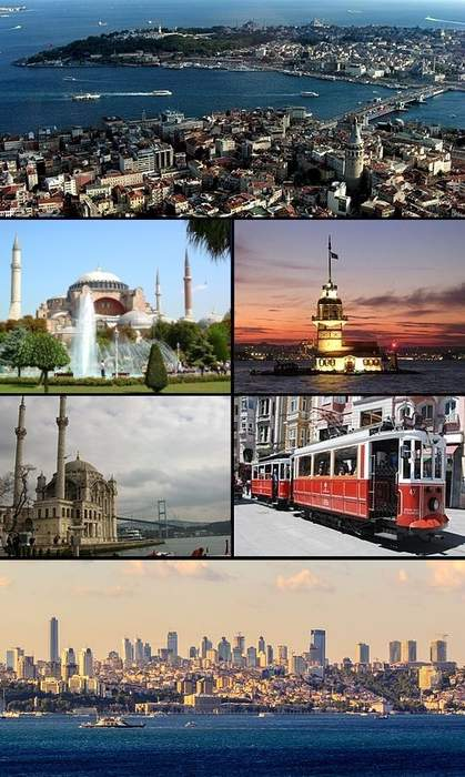 Istanbul: Most populous city in Turkey