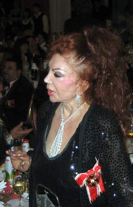Jackie Stallone: American astrologer and media personality