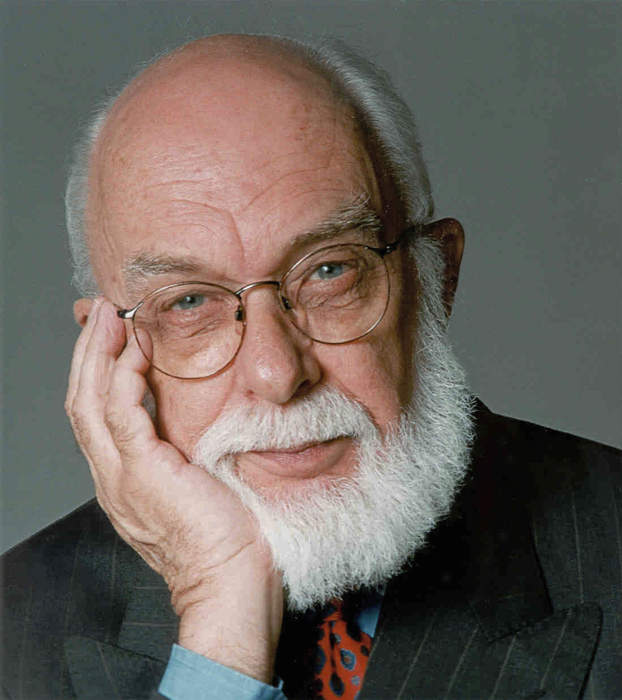 James Randi: Canadian-American stage magician and scientific skeptic (1928–2020)