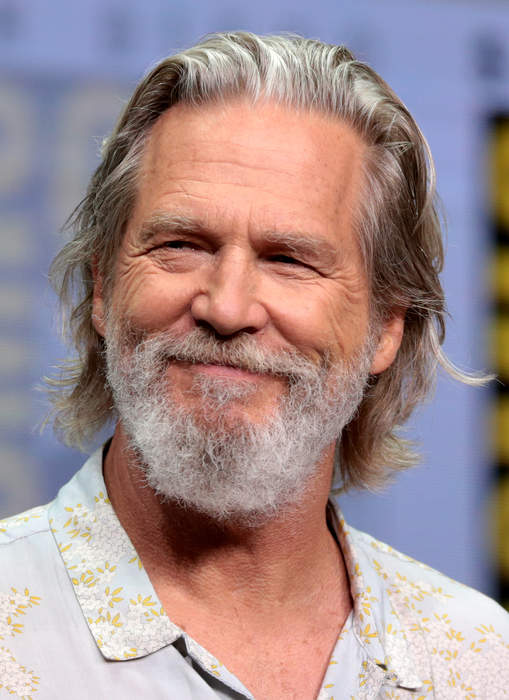 Jeff Bridges: American actor