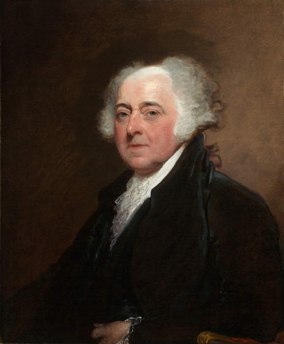 John Adams: 2nd president of the United States