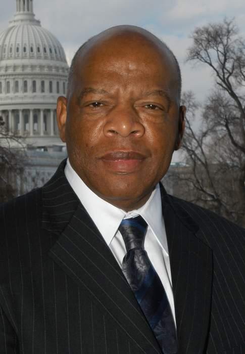 John Lewis: American statesman and civil rights leader