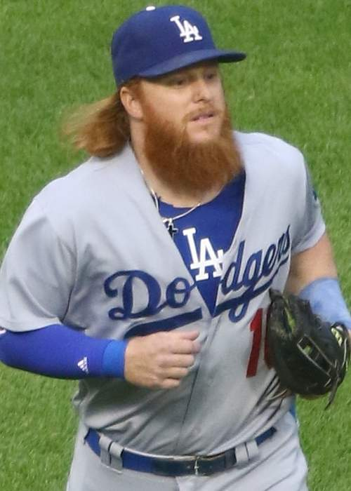 Justin Turner: American baseball player