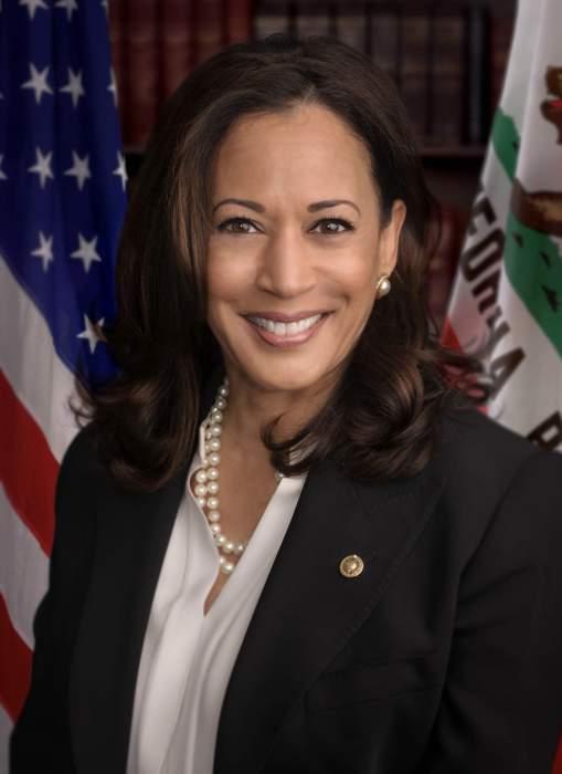 Kamala Harris: Vice President–elect of the United States; United States Senator