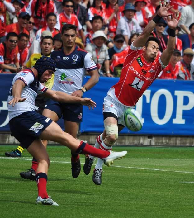 Kenki Fukuoka: Japanese rugby union footballer