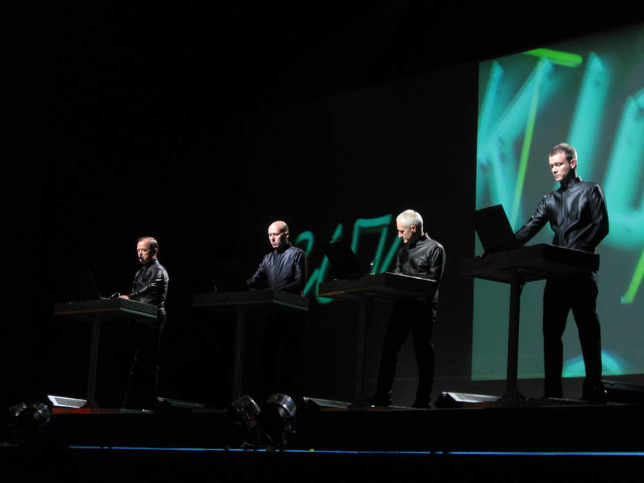 Kraftwerk: German electronic music band