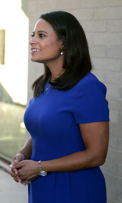 Kristen Welker: American television journalist
