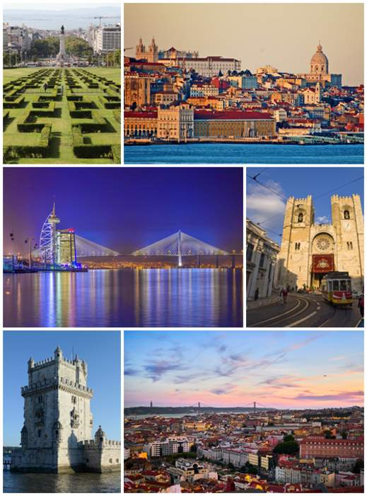 Lisbon: Capital of Portugal