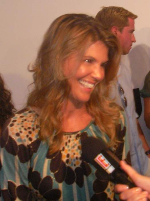 Lori Loughlin: American actress