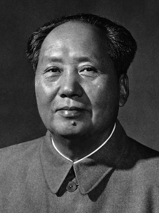 Mao Zedong: Chairman of the Central Committee of the Communist Party of China