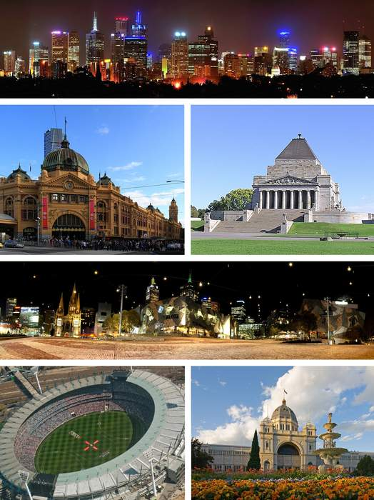 Melbourne: City in Victoria, Australia