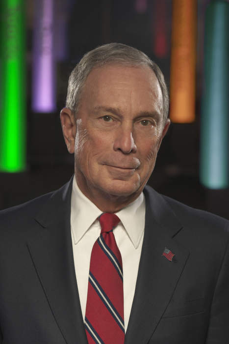 Michael Bloomberg: American businessman and politician