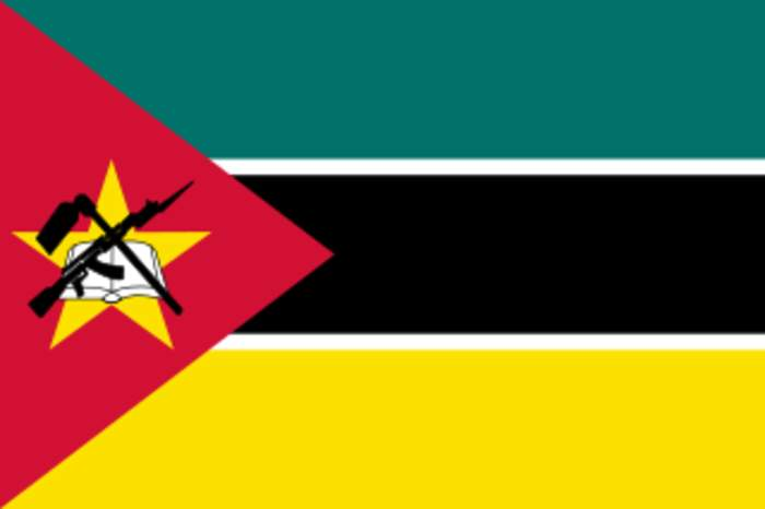 Mozambique: Country on the east coast of Southern Africa