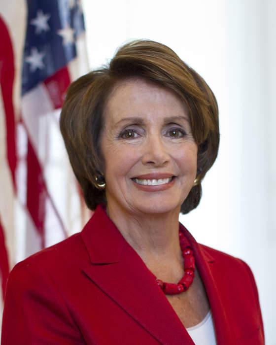 Nancy Pelosi: 52nd Speaker of the United States House of Representatives
