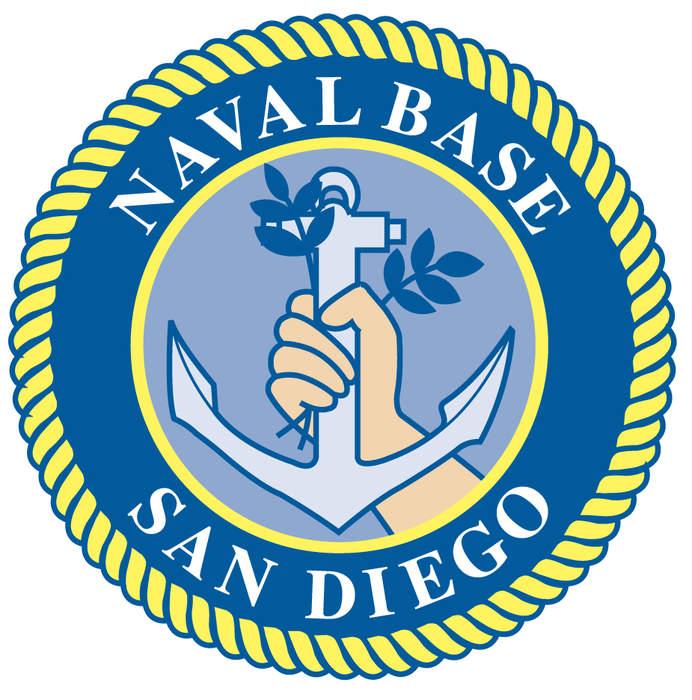 Naval Base San Diego: US Navy installation in San Diego, California, United States