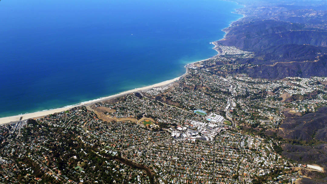 Pacific Palisades, Los Angeles: Neighborhood of Los Angeles in California, United States