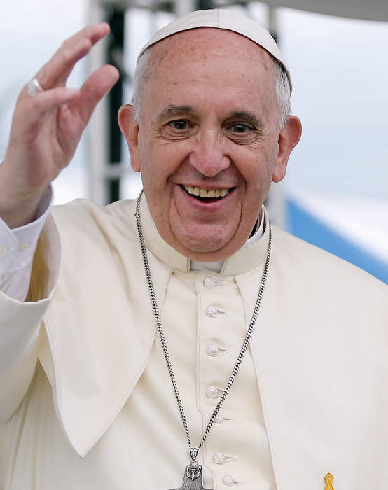 Pope Francis: 266th pope of the Catholic Church