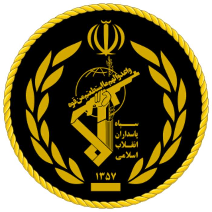 Quds Force: Iranian Islamic Revolutionary Guard Corps unit