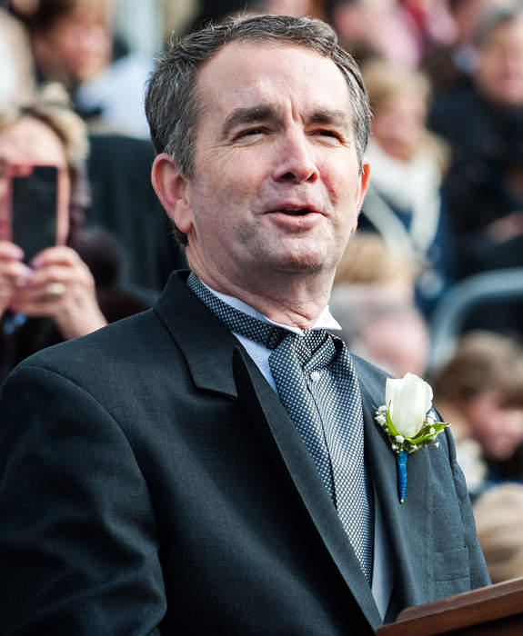 Ralph Northam: American physician and politician