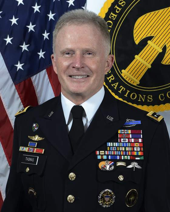 Raymond A. Thomas: United States general