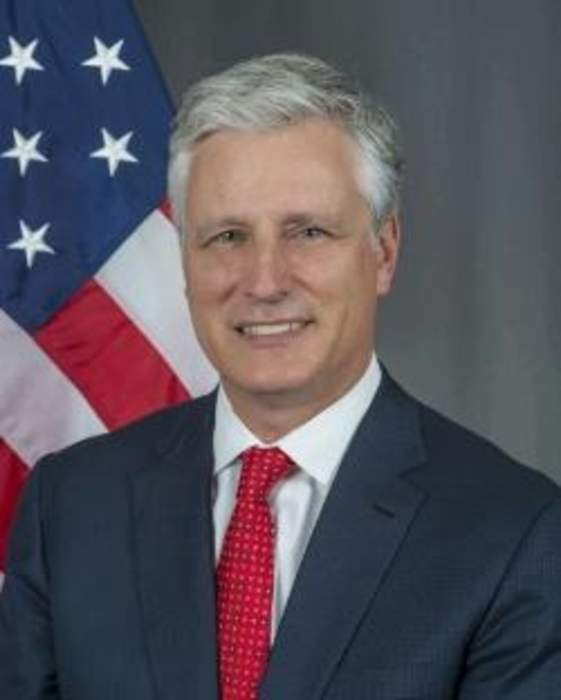 Robert C. O'Brien: US National Security Advisor