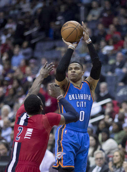 Russell Westbrook: American basketball player