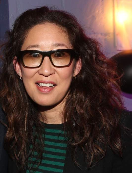Sandra Oh: Canadian actress
