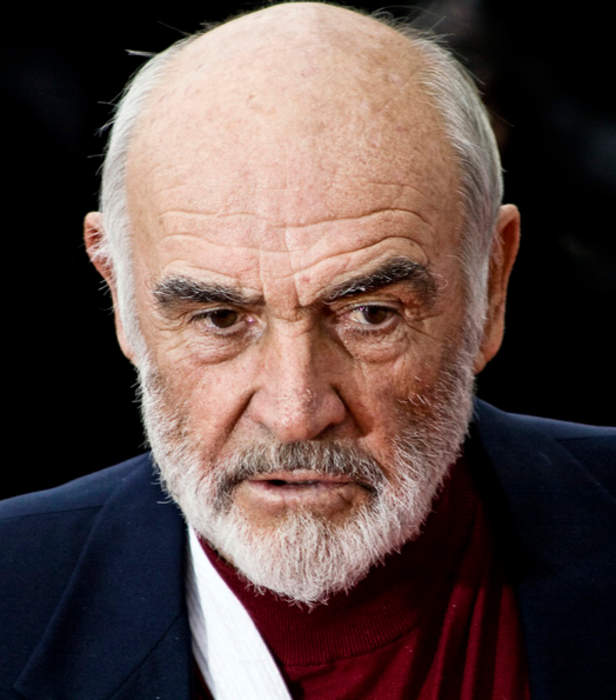 Sean Connery: Scottish actor