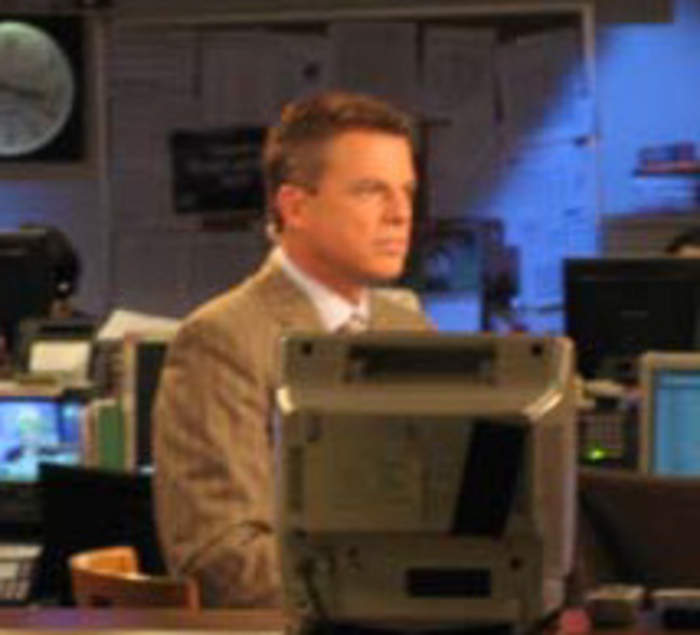 Shepard Smith: American television news anchor
