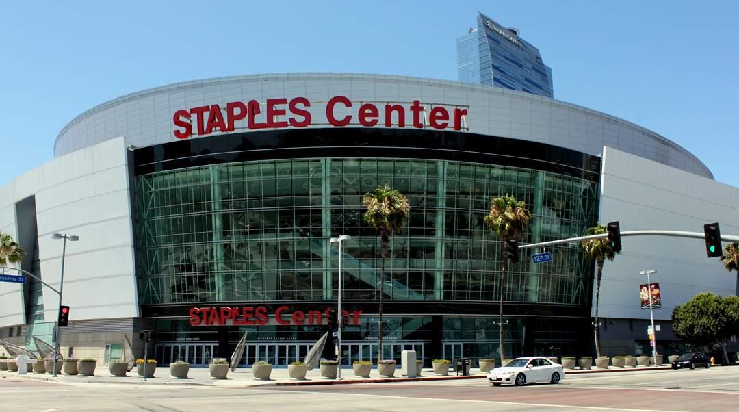 Staples Center: Multi-purpose Arena in Los Angeles, California, United States