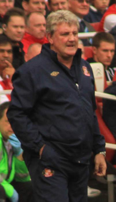 Steve Bruce: English football manager